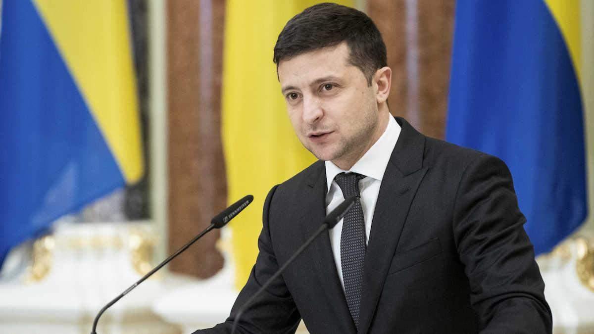 Украина не может постоянно сидеть в прихожей ЕС и НАТО, – Зеленский