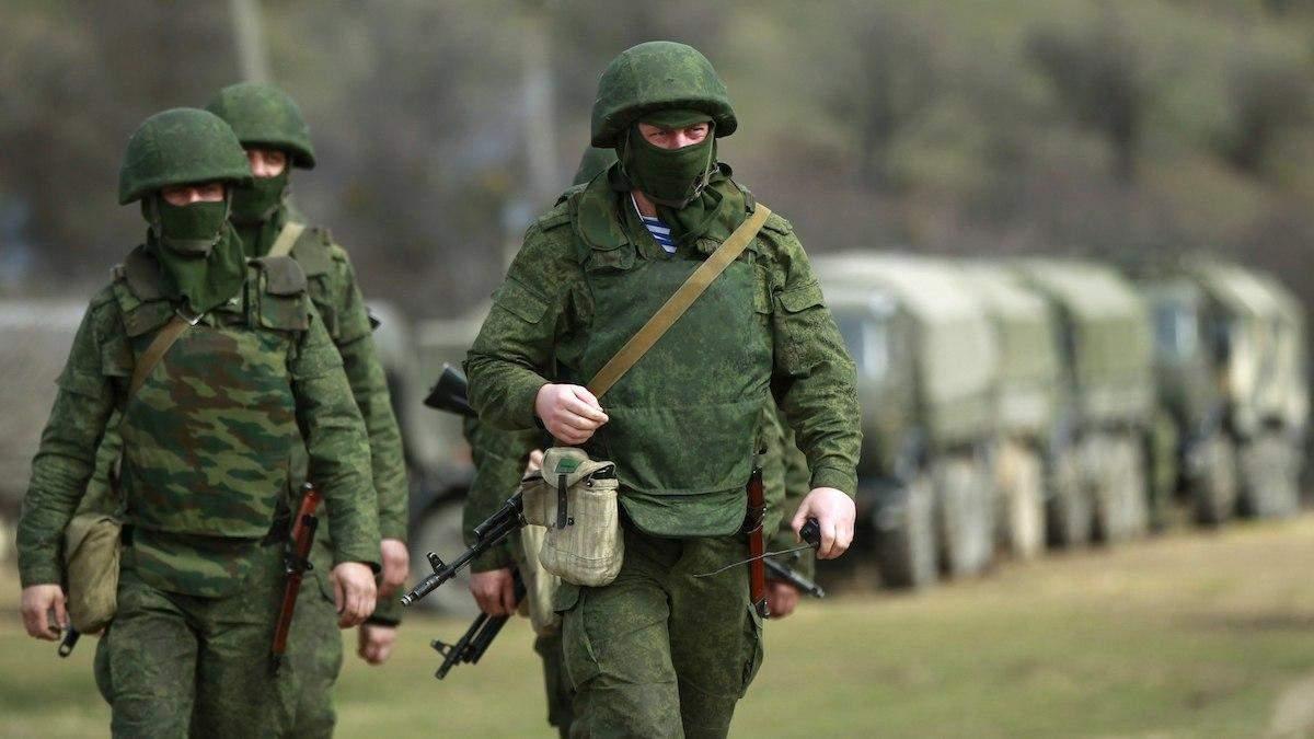 Россия перебросила в Крым еще одно военное подразделение