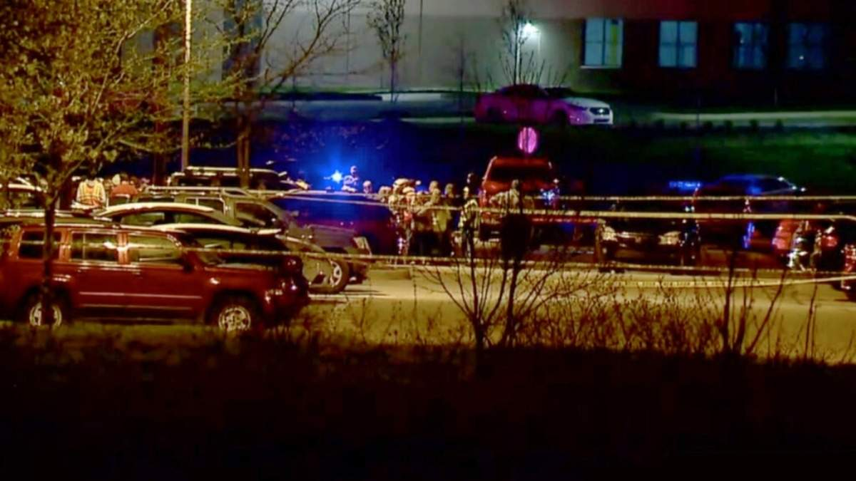 В США мужчина открыл огонь по людям: 8 погибших