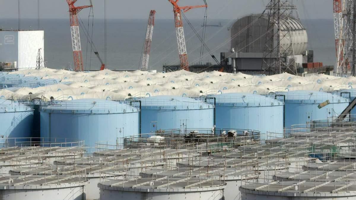 """Япония сбросит очищенную радиоактивную воду с """"Фукусимы"""" в океан"""