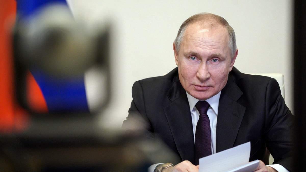 На які міста України претендує Путін: відповідь Аккерман