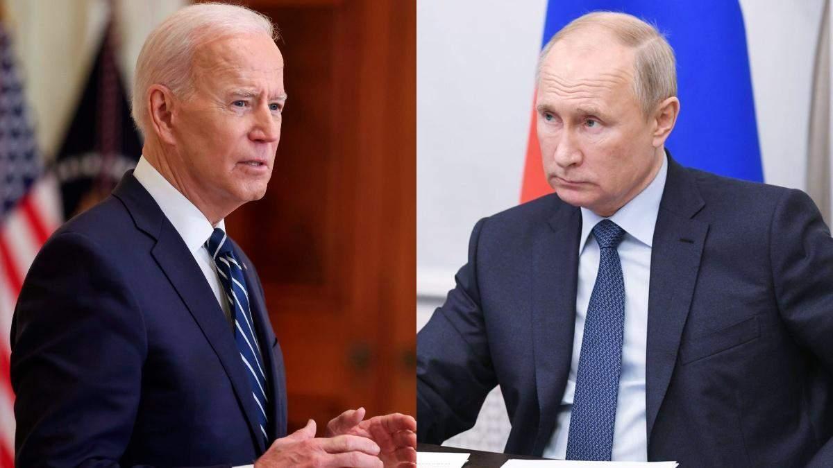 У Путіна обурилися новими санкціями США проти Росії