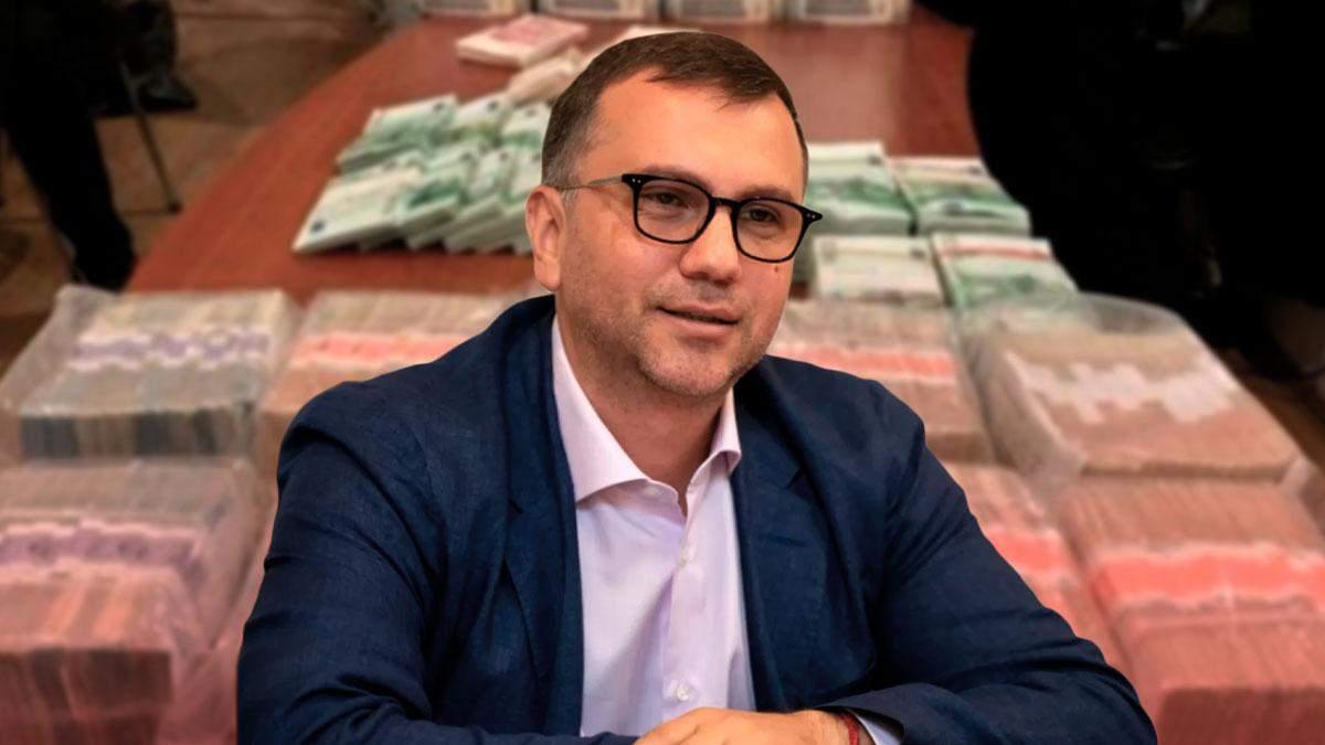 Як брат Павла Вовка ділив 100 тисяч доларів хабаря в ОАСКу
