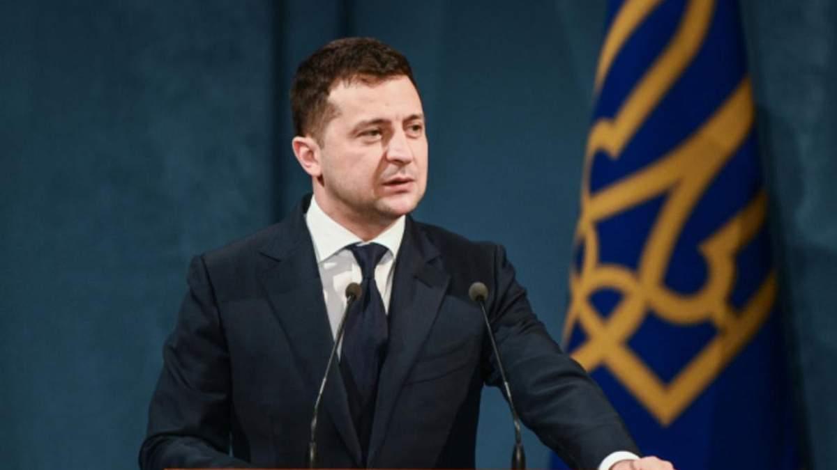 Зеленський розповів Меркель та Макрону про загострення на Донбасі