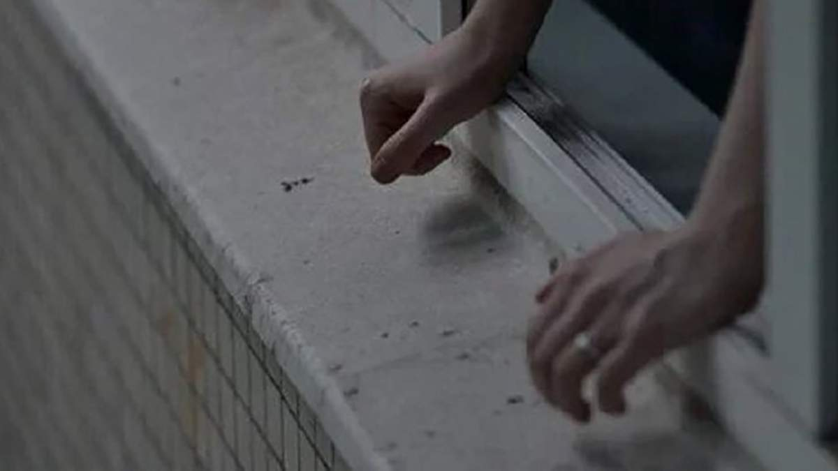 У Харкові 16.04.2021 чоловік викинувся з вікна багатоповерхівки