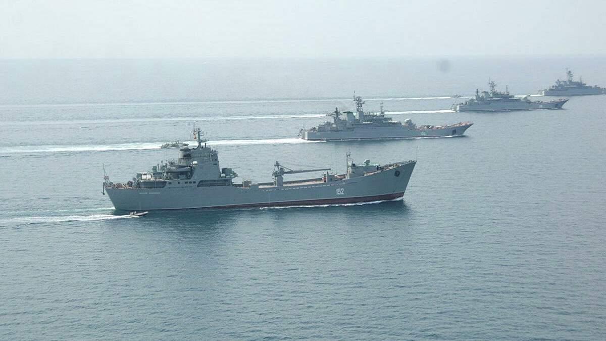Порт Мариуполя не предупреждались об ограничении в Керченском проливе