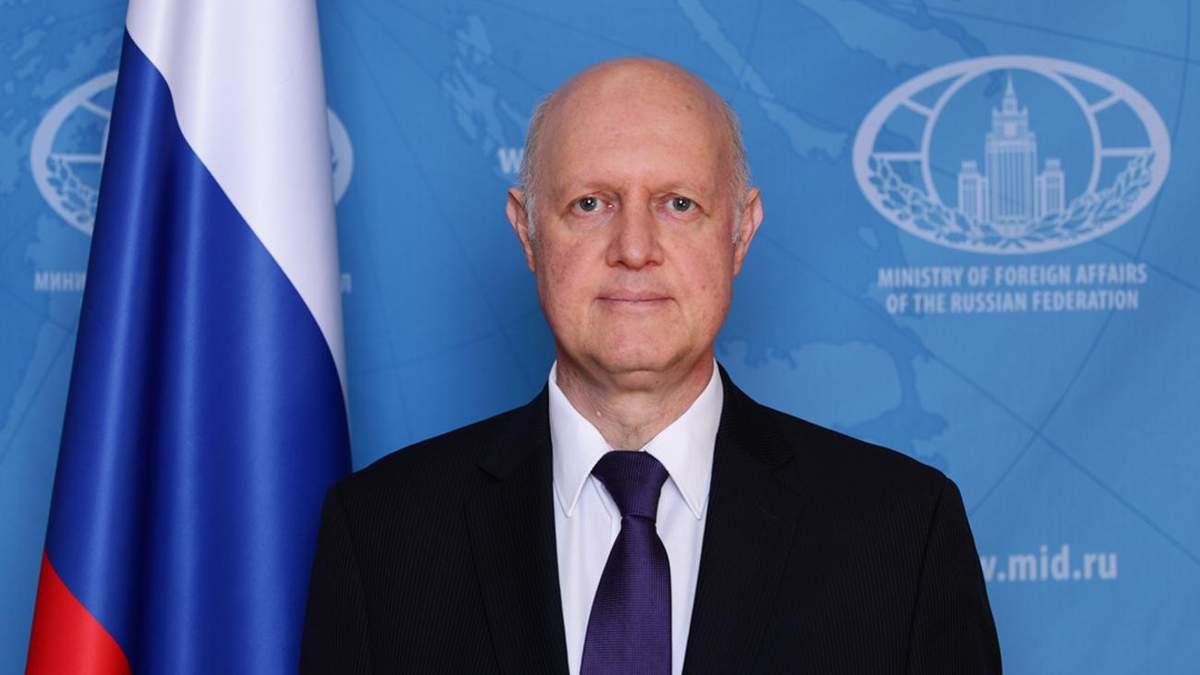 У литовському МЗС відчитали російського посла через Україну