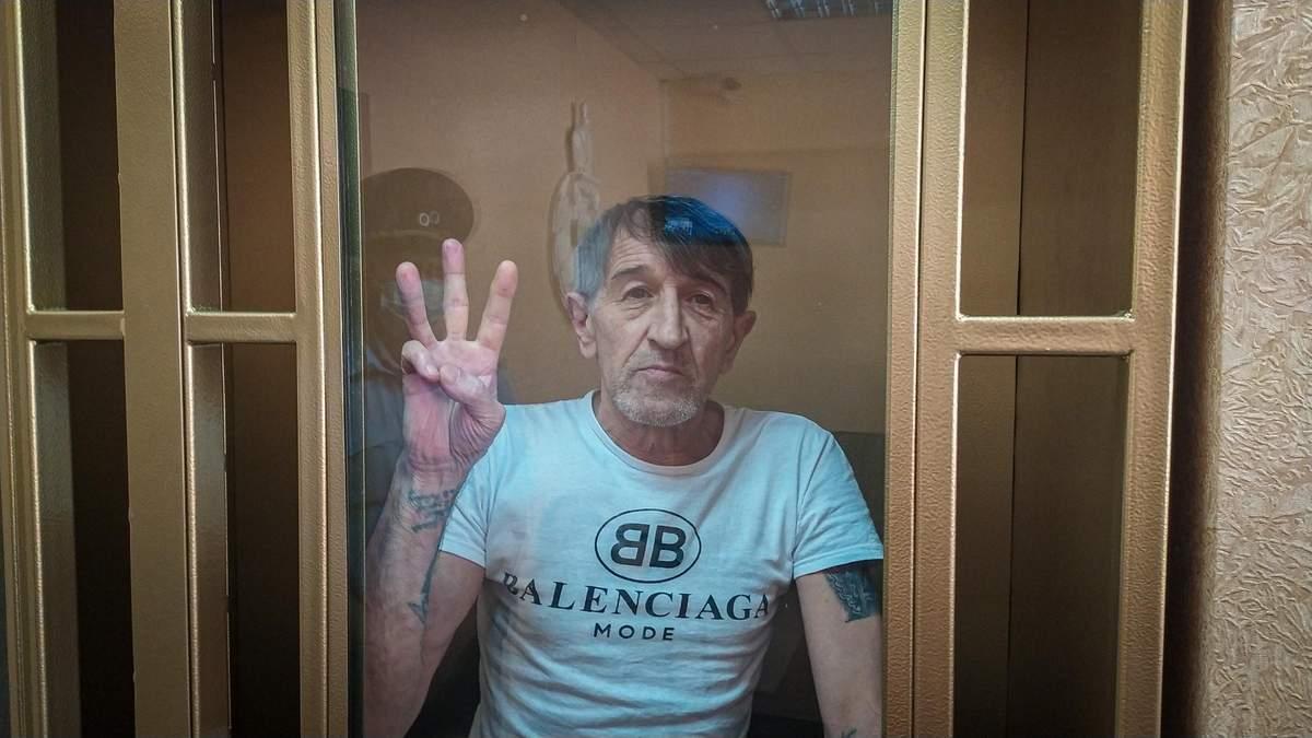 Оккупанты в Крыму требуют увеличить приговор крымчанину Приходько