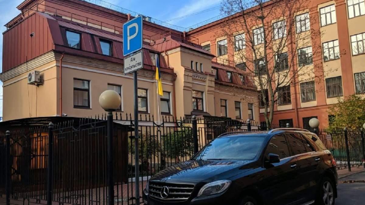 Задержание консула в Санкт-Петербурге: МИД обещает отреагировать