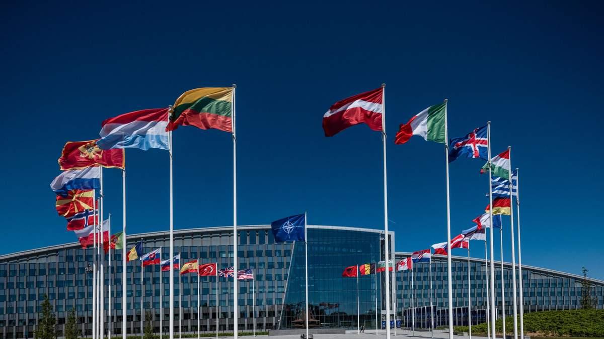 У НАТО відреагували на закриття Росією акваторії Чорного моря