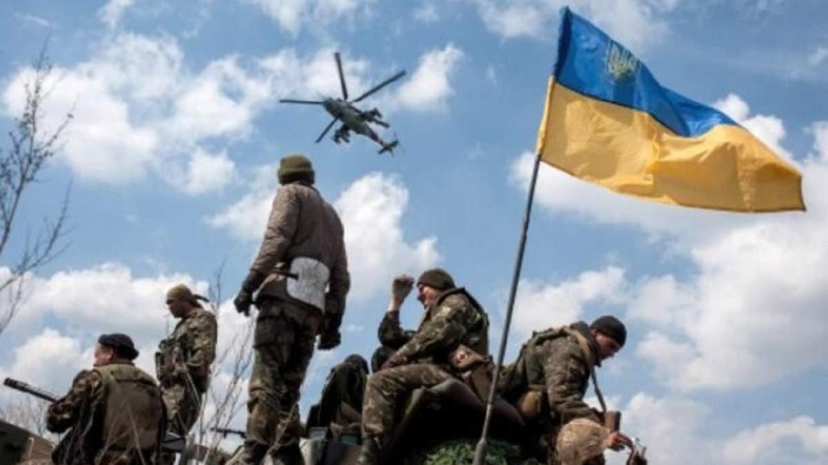 Полковник ответил Хомчаку на слова о добровольческих формированиях