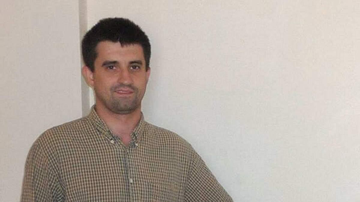 Александра Сосонюк задержали в России: что о нем известно