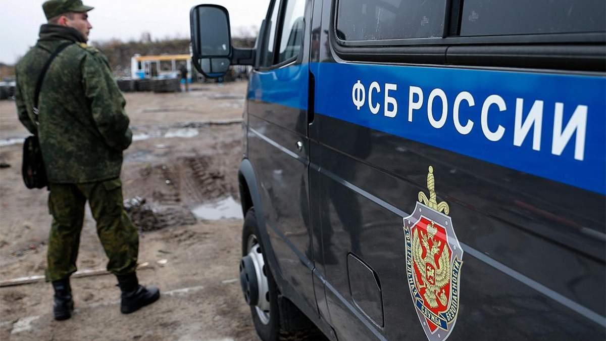 Россия вышлет задержанного украинского консула, - СМИ