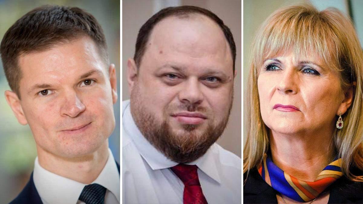 Політики з Польщі, Литви та України відвідають Донбас