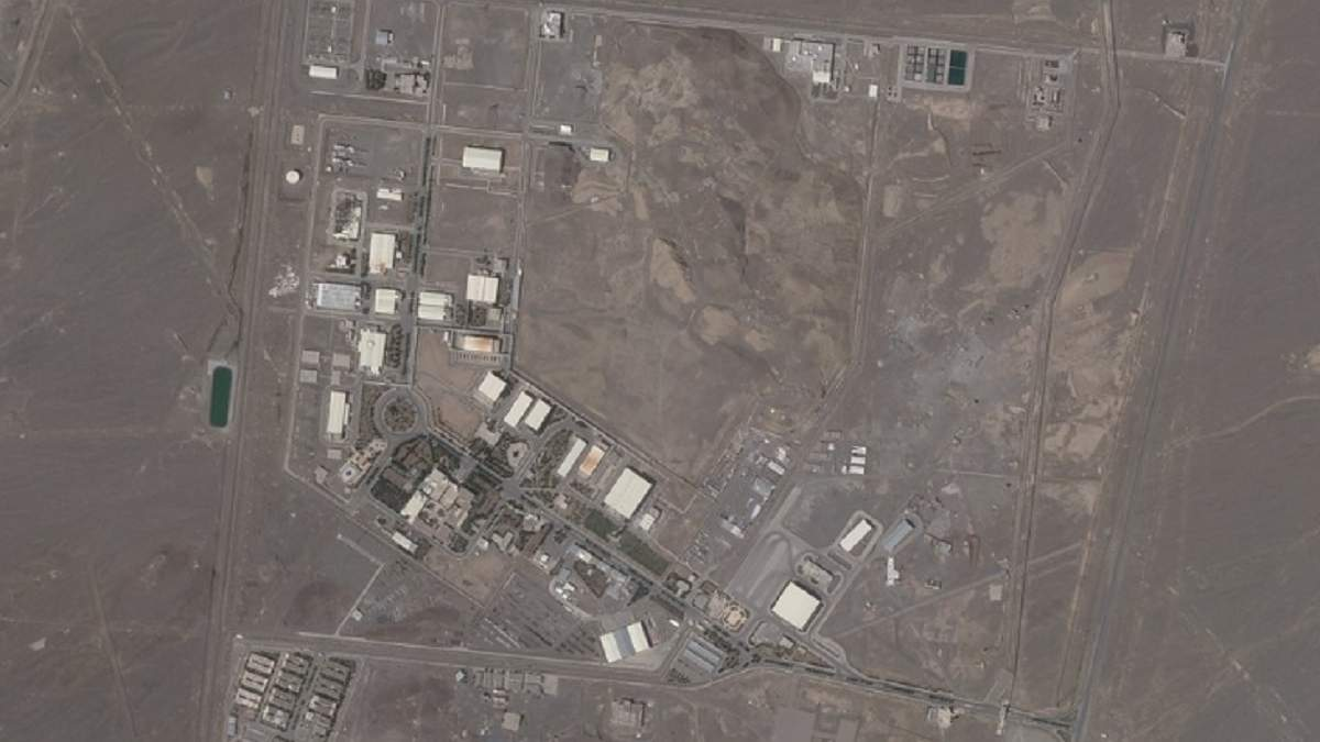 В Ірані знають, хто влаштував диверсію на ядерному об'єкті