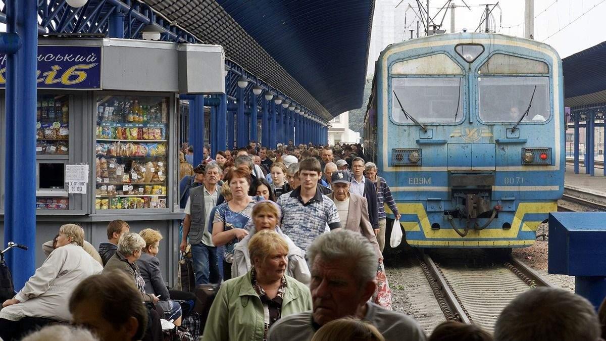 Укрзализныця запускает дополнительные поезда на Пасху: перечень