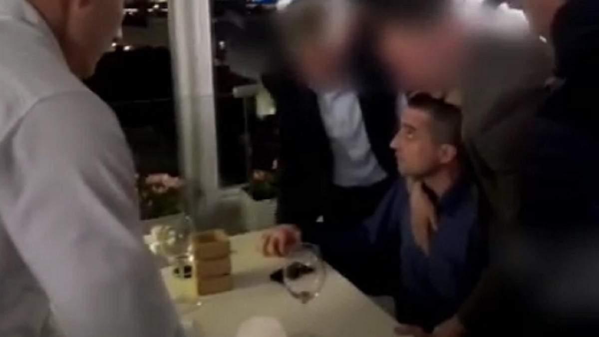 Задержание украинского консула Сосонюка в России: видео