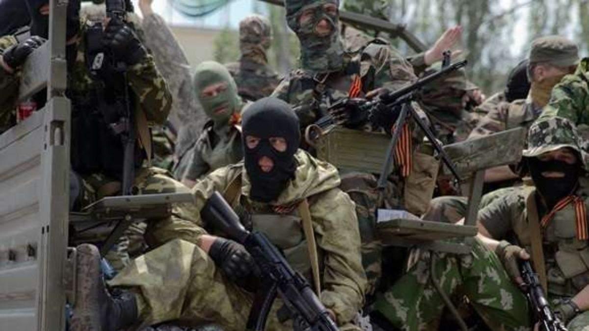 Задача у них стоит - нанести урон ВСУ, - Ганущак о боевиках
