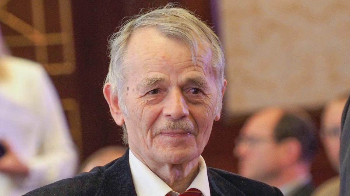"""Джемілєв роз'яснив пропозицію Єрмака про вихід з """"ЄС"""""""