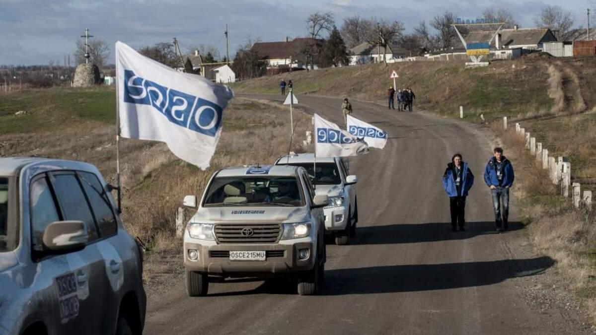 ОБСЕ фиксирует важные доказательства российской агрессии на Донбассе