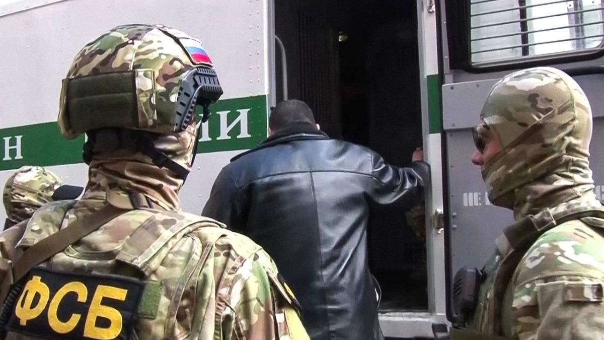 ФСБ: до перевороту у Білорусі мали залучити українських націоналістів