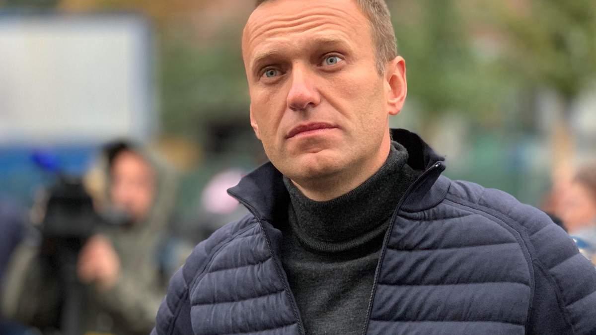 Несправедливо і неприйнятно, – Байден про ситуацію з Навальним