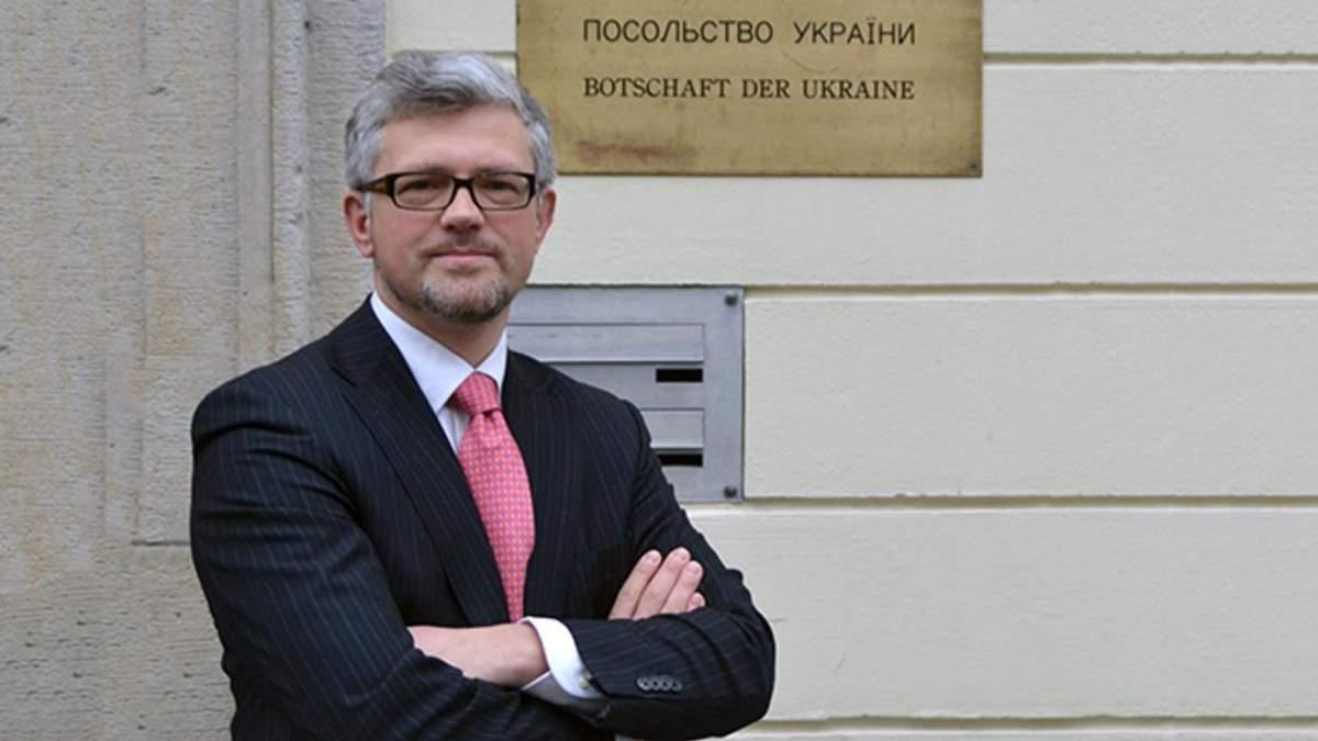 Посол Украины просит Германию помочь с вступлением Украины в НАТО