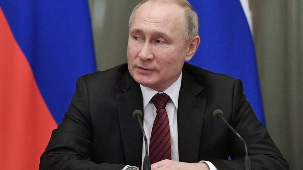 Путин живет идиотскими представлениями мирового престижа, – Мацарский