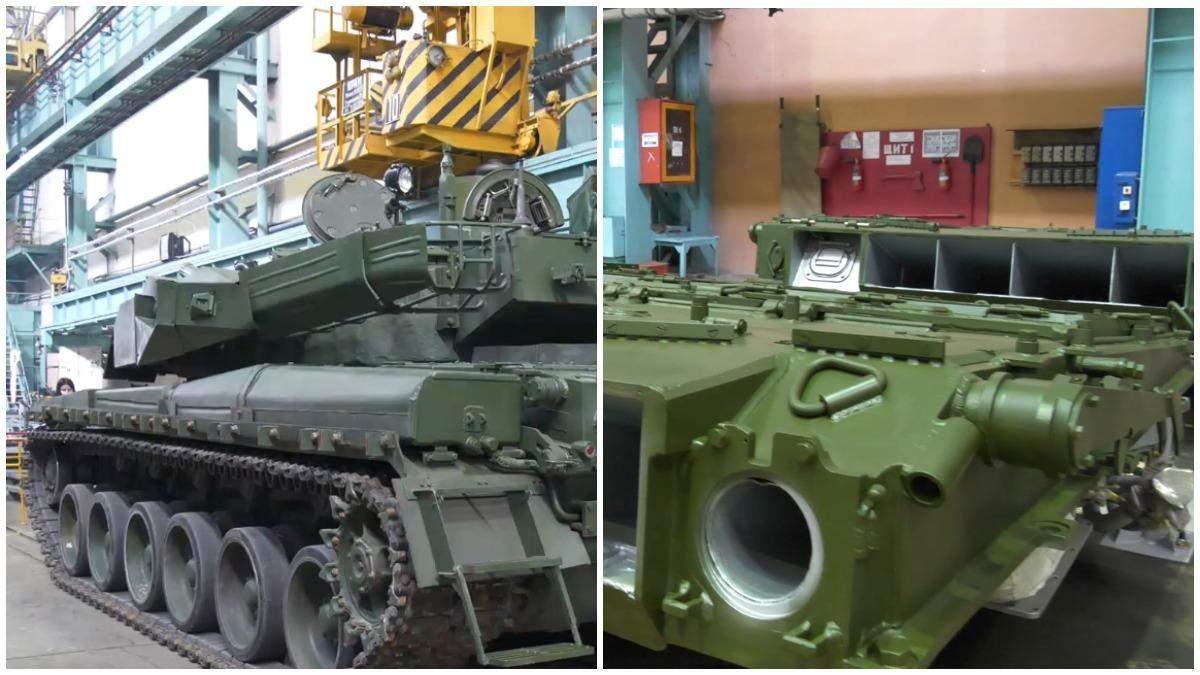 В Харькове планируют создать бронетанковый холдинг
