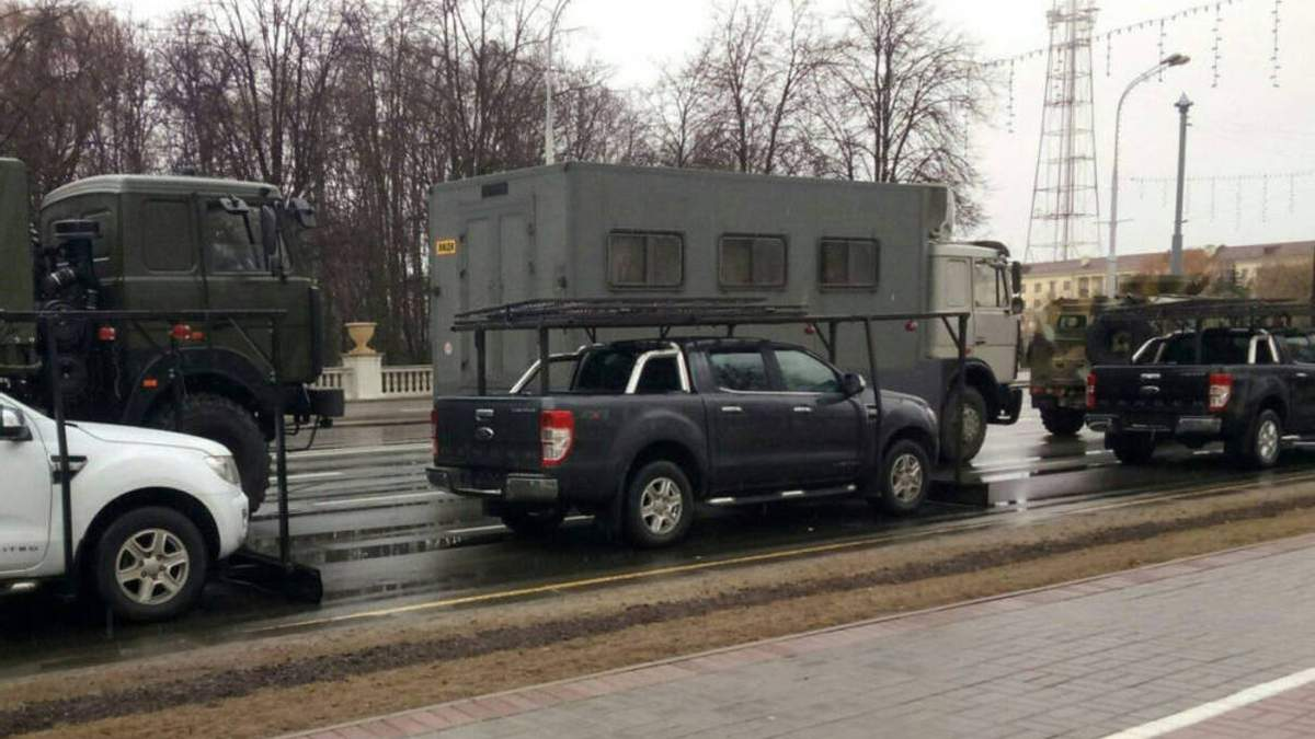 У Білорусі наполягають, щоб засідання ТКГ проводили у Мінську