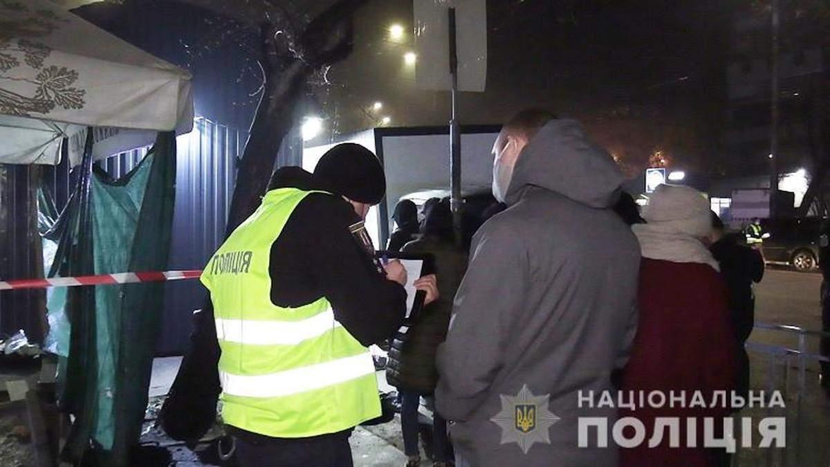 Чоловік, який вбив азербайджанця у Києві, хотів вилетіти з України