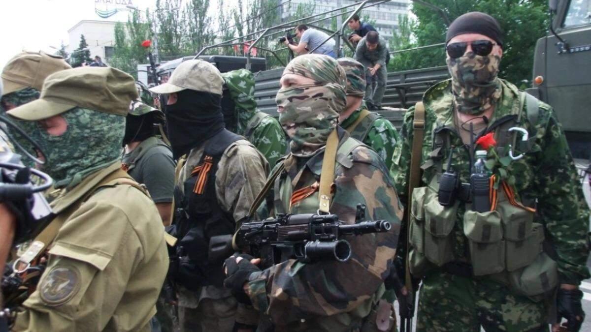 На Донбассе боевик выстрелил в 15-летнюю девушку и бежал, - разведка