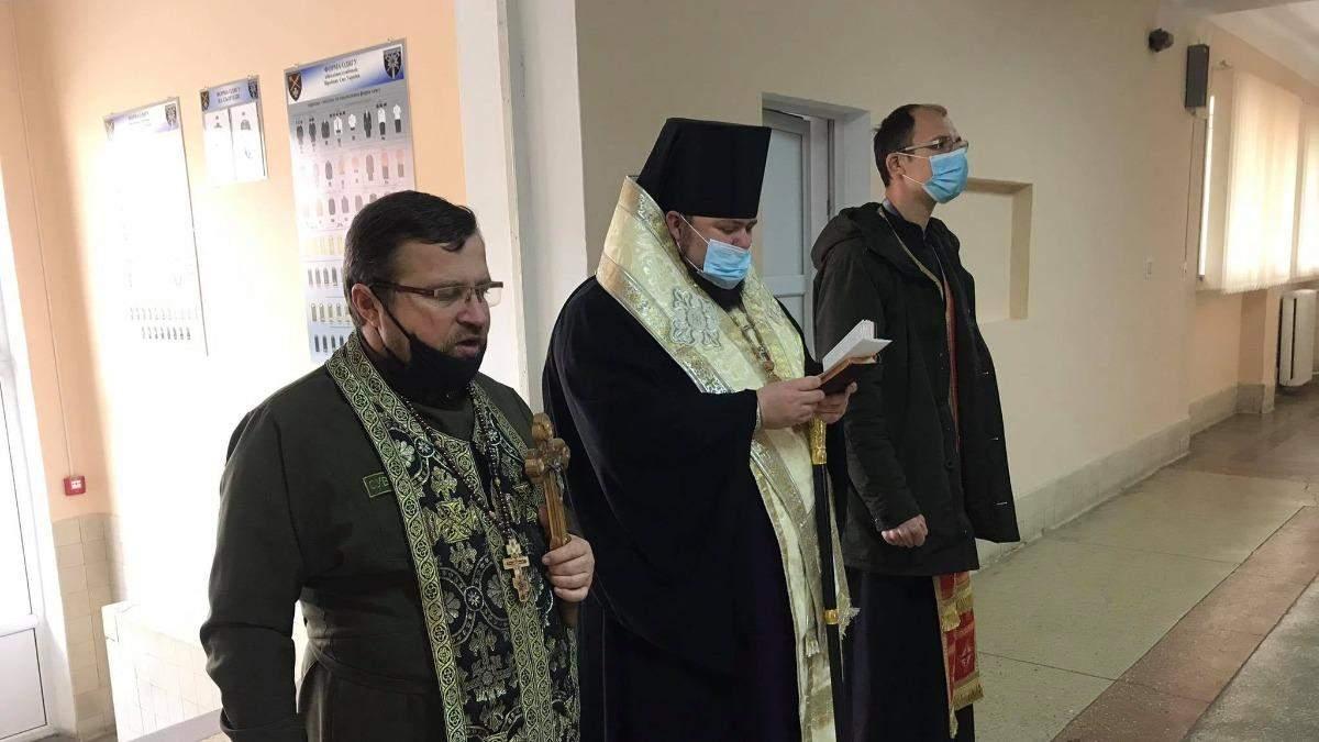 Побратими попрощались із вбитим на Донбасі бійцем з Грузії
