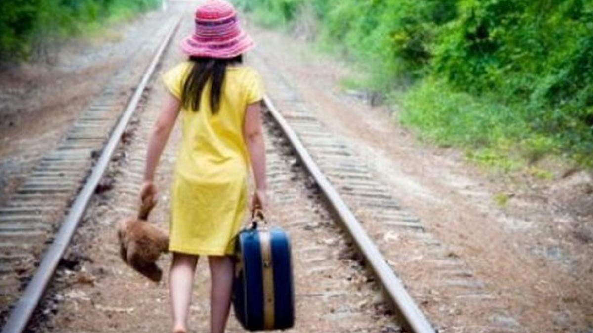 В Киеве нашли 15-летнюю девочку, которую искали почти сутки