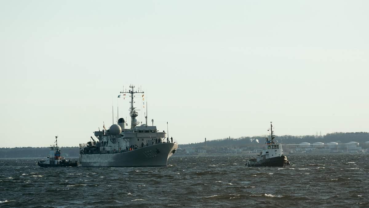 В Естонії розпочали протимінні навчання НАТО Open Spirit