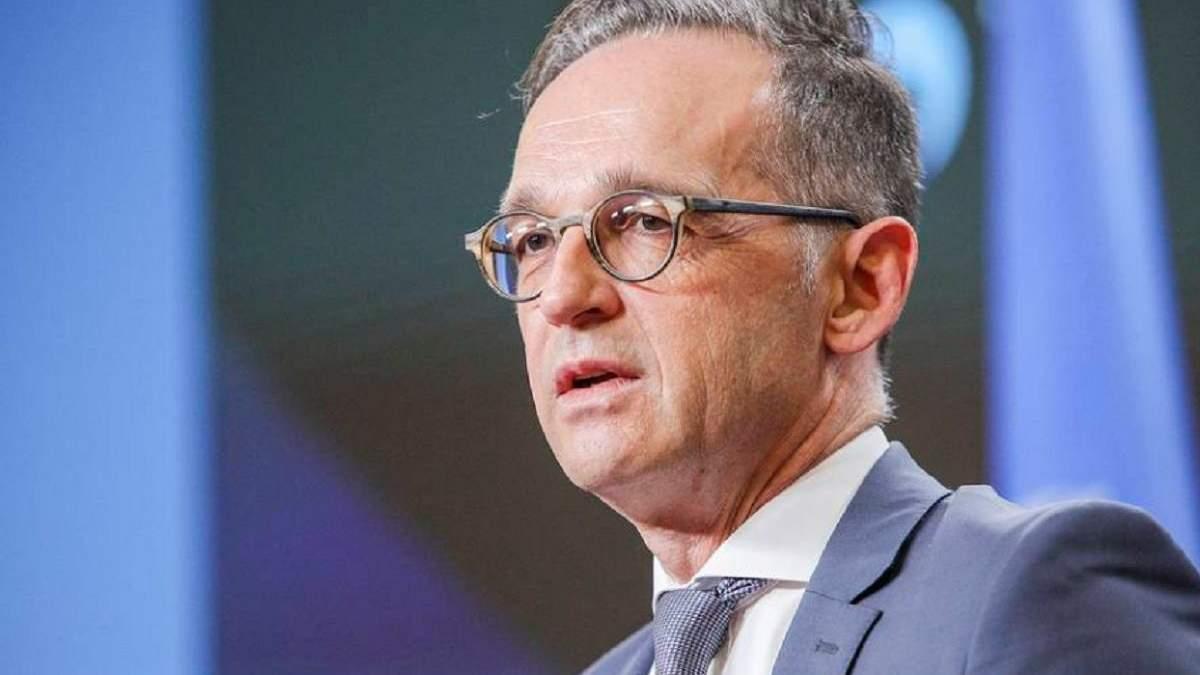 Глава МЗС Німеччини назвав нормандський формат підходящим