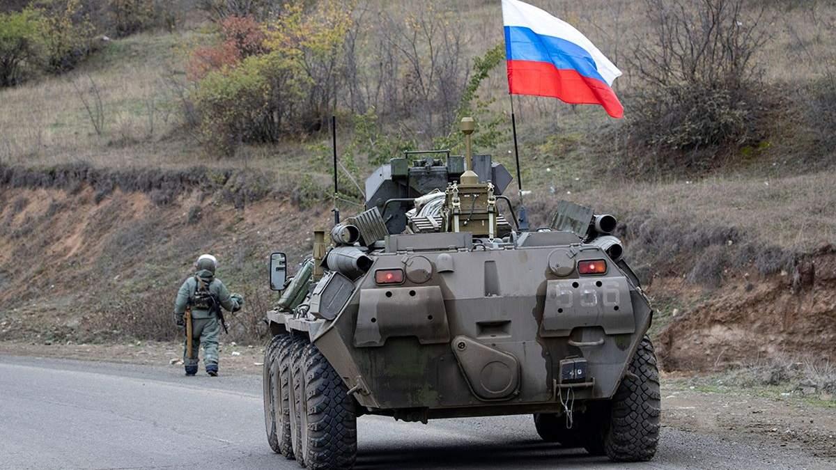 ЕС: на границе с Украиной находится рекордное количество войск России