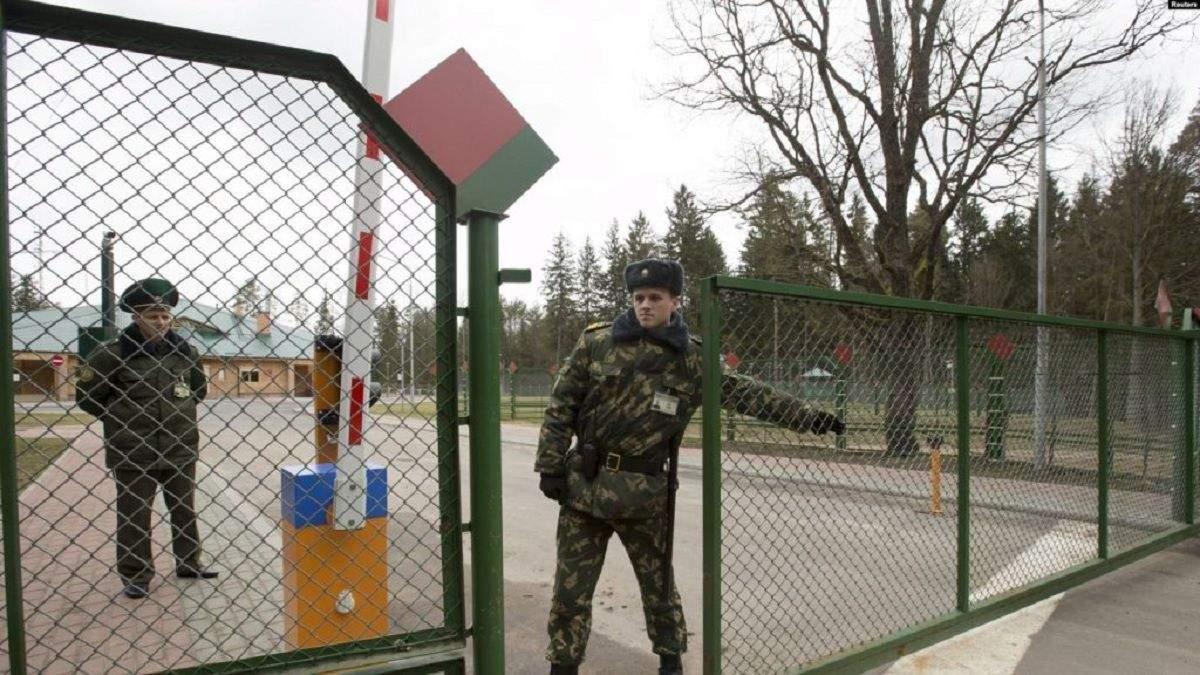 Білоруські правоохоронці вербували українців для диверсій