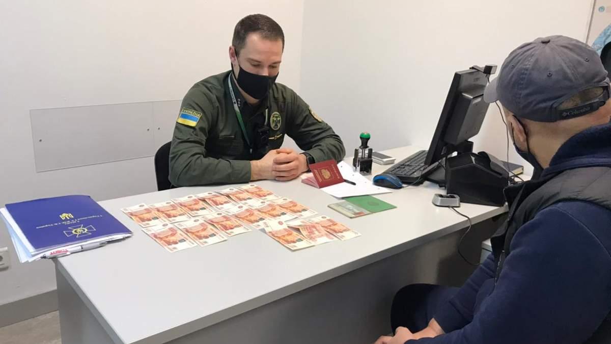 В Борисполе россиянин предлагал взятку за пересечение границы - Киев