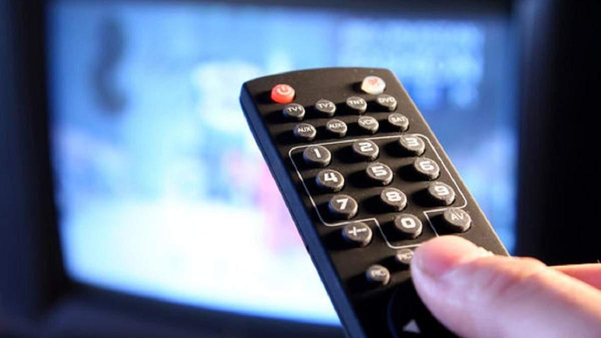 На части Херсонщины работает только российское телевидение