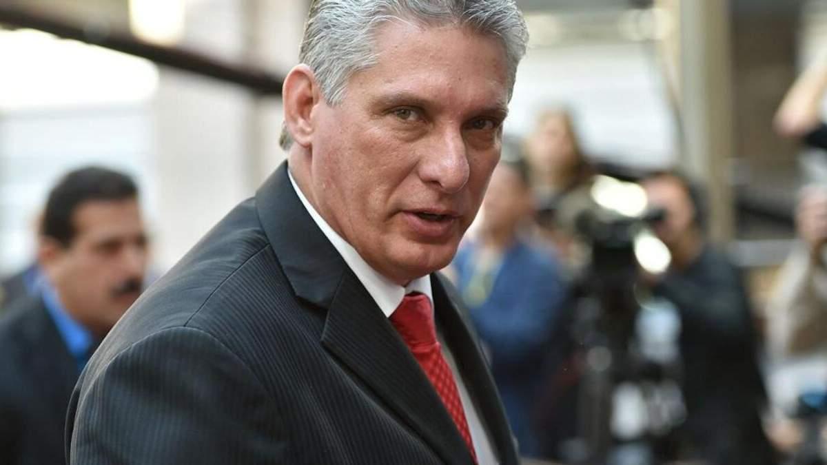 Комуністична партія Куби оголосила наступника Рауля Кастро
