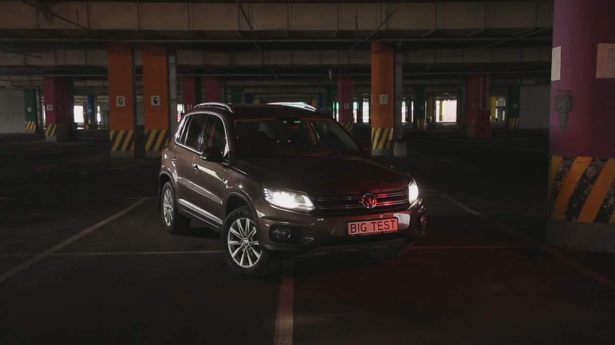 Вживаний VW Tiguan: характеристики кросовера і цін