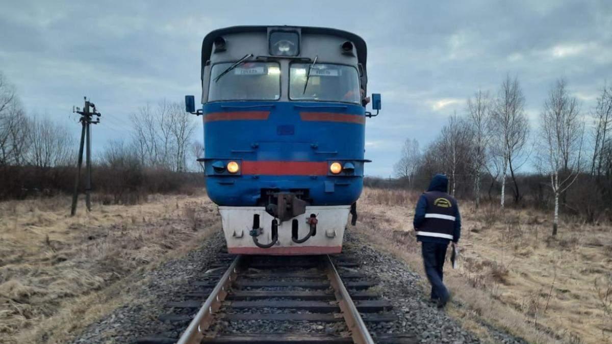 Молодой человек внезапно умер в поезде в Тернополе