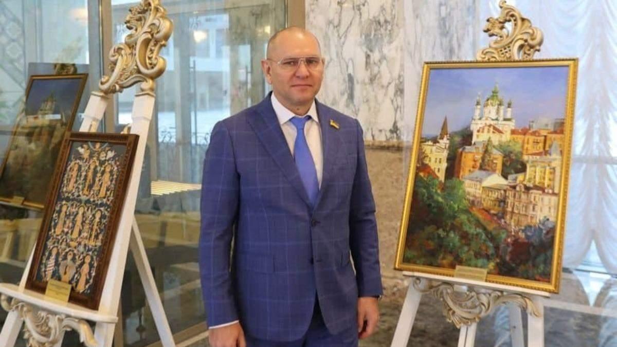 Скандальный слуга Шевченко поехал к Лукашенко на встречу