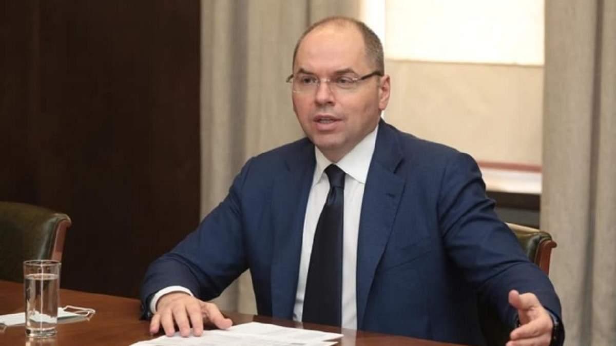 COVID-19 не обирає за статусом, – Степанов про вечірку Тищенка