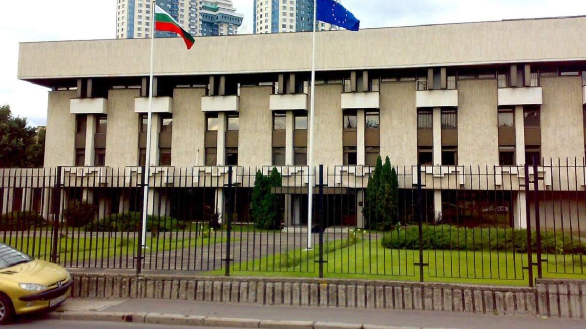 Росія висилає 2 болгарських дипломатів