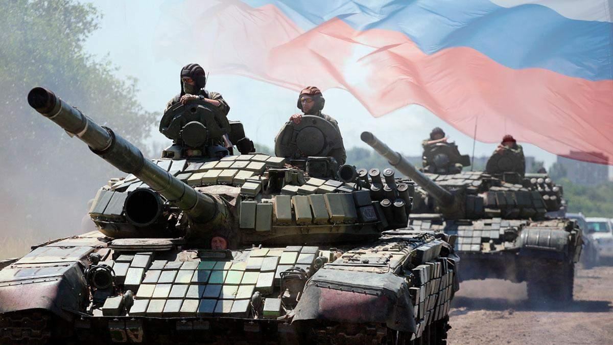 Росія стягує війська до кордонів із Україною