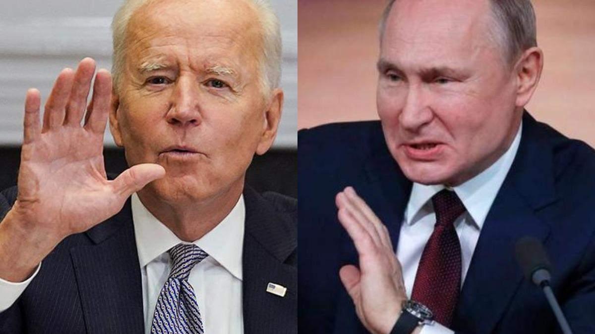 Ймовірна зустріч Байдена і Путіна: про що говоритимуть президенти