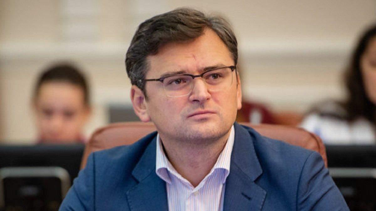 Кулеба: Россия будет готова к атаке на Украину за несколько недель