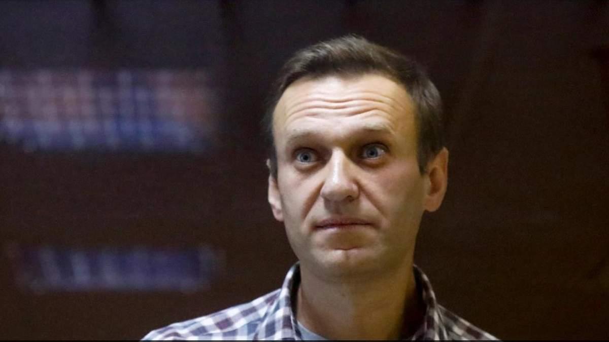 Навальный находится в одиночной камере туберкулезной больницы
